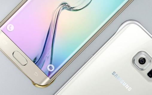 Samsung Galaxy S6 Edge (Bild: Samsung)