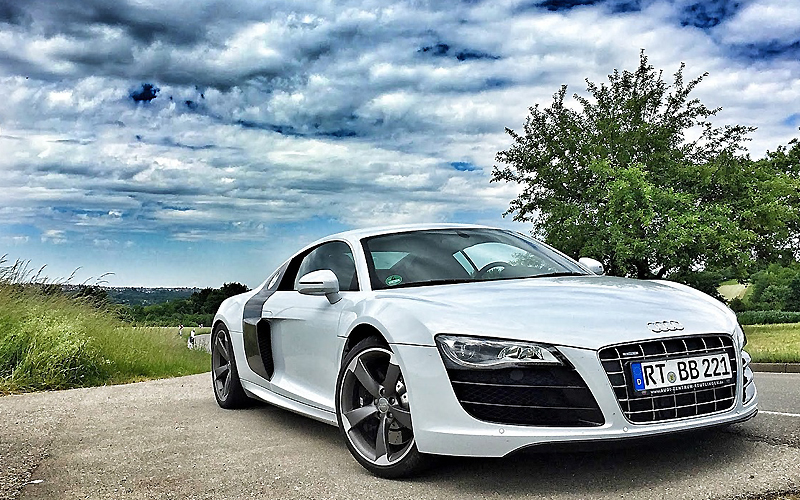 Audi R8 (Bild: Pixabay)