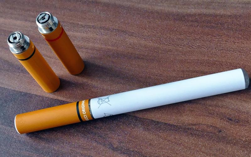E Zigarette Pickel