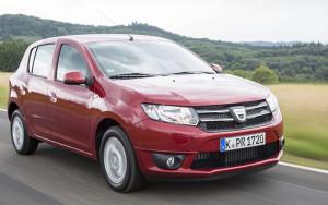 Kleinwagen (Bild: Dacia)