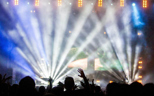 Techno Musik (Bild: Pixabay)
