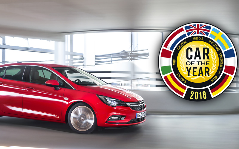 Car of the Year 2016 (Bild: Opel)
