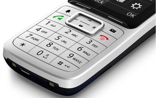 Festnetztelefon (Bild: Gigaset)