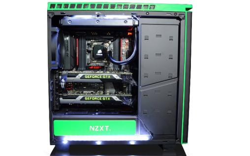 Gamer-PC (Bild: Vibox)