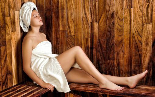 Sauna (Bild: Pixabay)